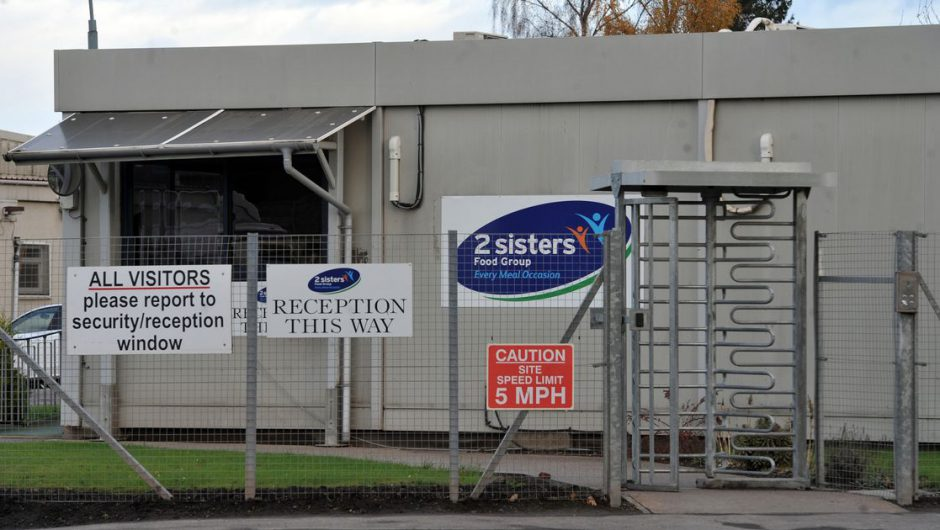 Coronavirus outbreak at chicken factory as Army called in to test 900 workers