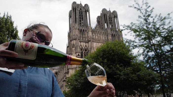 Coronavirus sees Champagne producers suffer more than during Great Depression