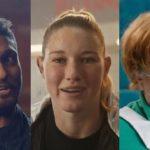 Sharon Strzelecki stars in Victoria's new coronavirus campaign