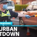 Victoria records 77 new coronavirus cases as police begin patrolling Melbourne's hotspots | ABC News