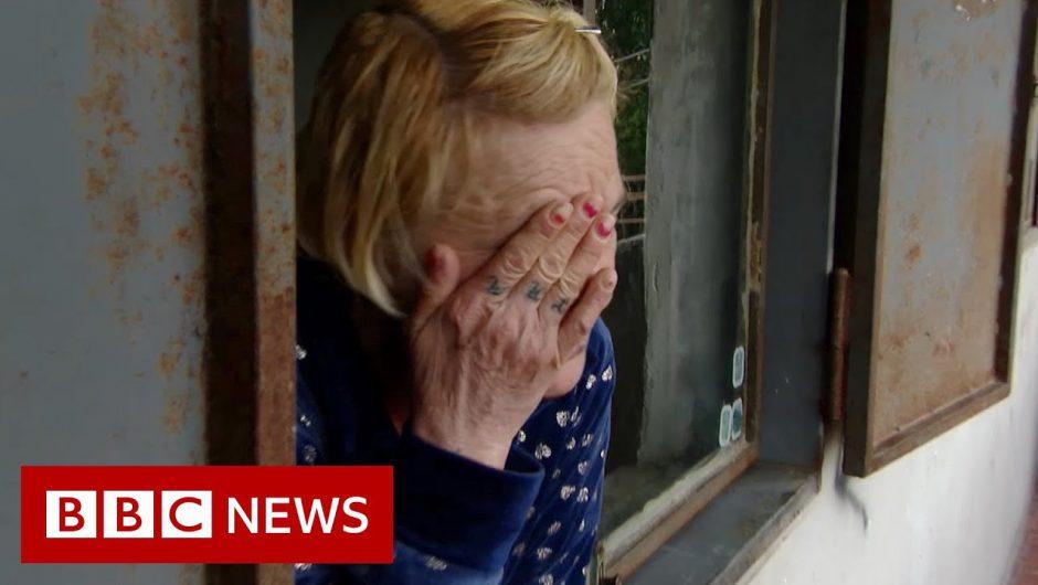 Coronavirus: Naples feels the cost of Italy's lockdown – BBC News