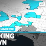 Thousands go into lockdown as Victoria sees record community coronavirus transmission | ABC News
