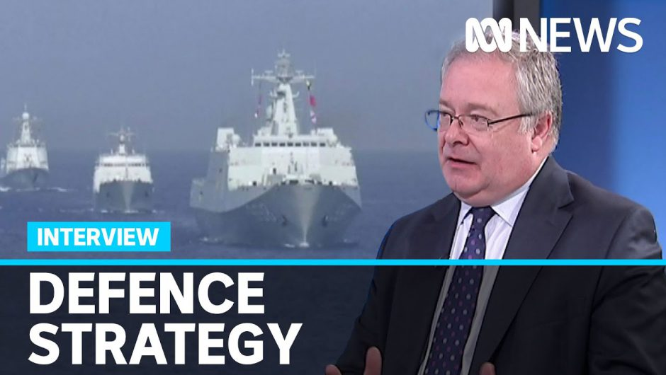 Jennings says the speed of global change from coronavirus means 'the future is here' | ABC News
