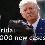 Trump cancels GOP convention in Florida citing coronavirus | DW News