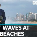 Coronavirus: QLD beaches close as Premier announces 'health heroes' package | ABC News