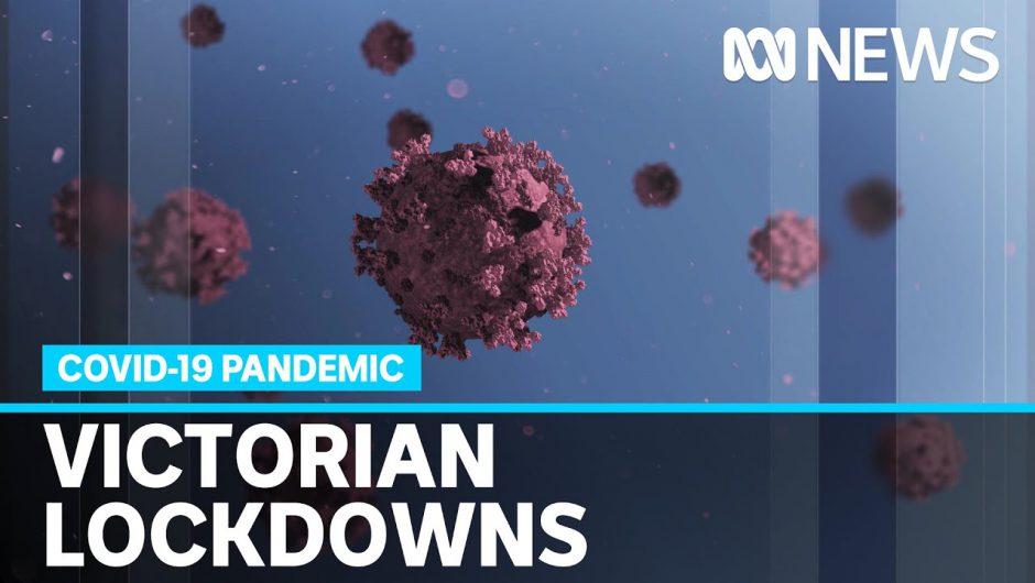 Coronavirus lockdown orders reimposed across Melbourne hotspot suburbs | ABC News