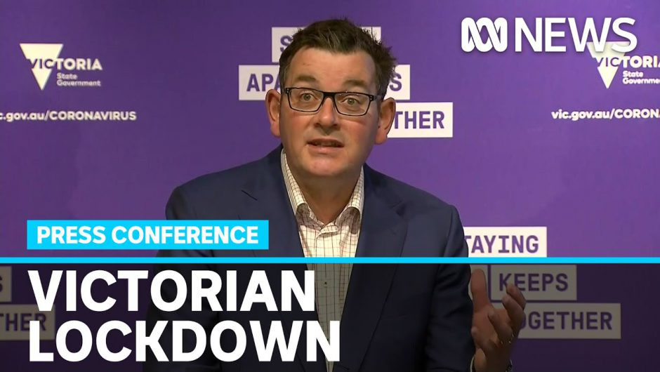 Vic. Premier says lockdown will return as state struggles to contain coronavirus outbreak | ABC News