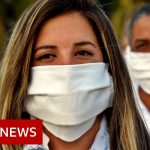Coronavirus: Cuban doctors go to South Africa – BBC News