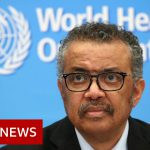 US health secretary: WHO failure to obtain information cost many lives – BBC News