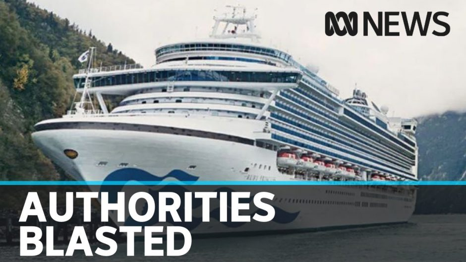 NSW Police investigating Ruby Princess cruise ship Sydney disembarkation amid pandemic | ABC News