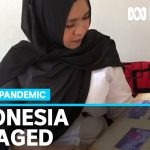 Coronavirus ravages entire families in East Java, Indonesia's new infection epicentre | ABC News
