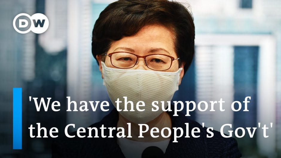 Hong Kong leader Carrie Lam delays elections citing coronavirus | DW News