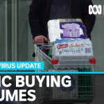 Victoria sees new round of panic buying and surge in coronavirus testing | ABC News