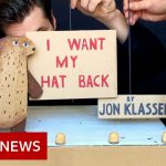Kids' puppet show gets large lockdown following – BBC News