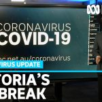 Casey Briggs takes a look at the coronavirus figures on a sad day for Victoria | ABC News