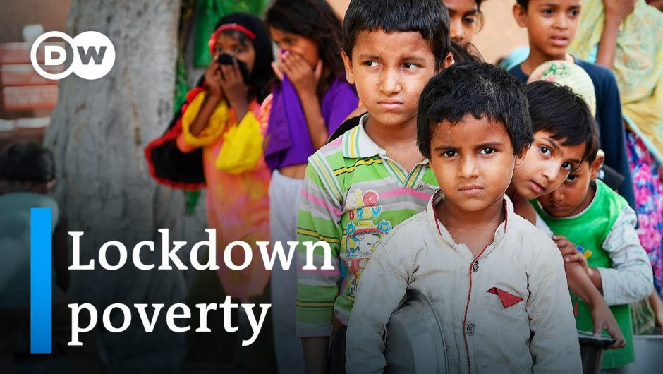 Coronavirus India: Delhi twins set up COVID-19 hunger helpline | DW News