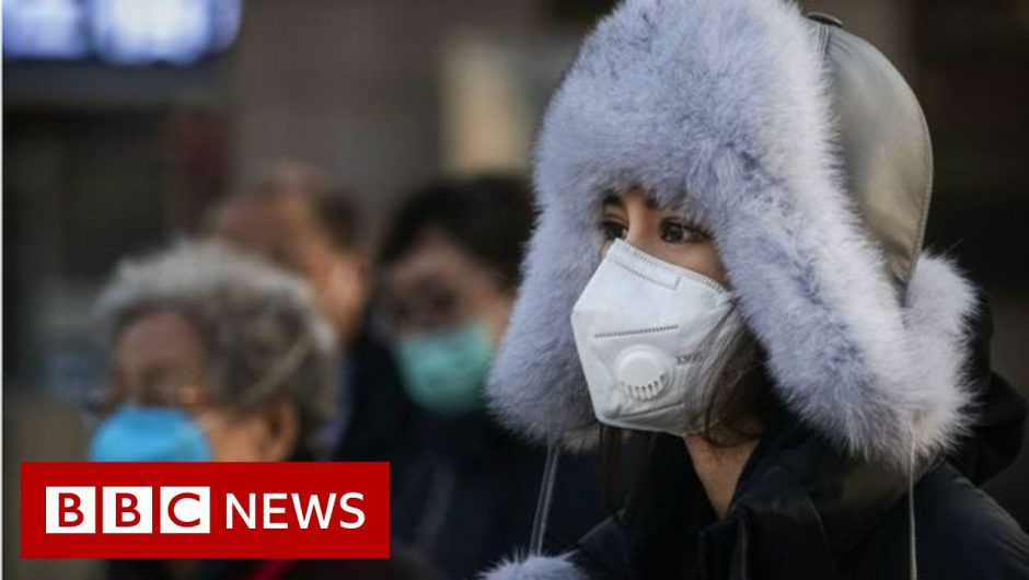 Coronavirus: US bars foreigners who recently visited China – BBC News