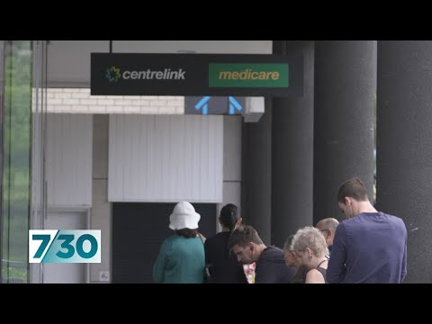 Coronavirus creating confusion at Centrelink | 7.30