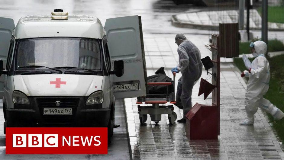 Coronavirus: Russia now has second highest virus case total – BBC News