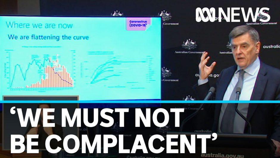Coronavirus modelling shows Australia 'flattening the curve' | ABC News