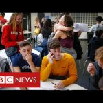 Anger as 39% of A-Level results marked down in England- BBC News