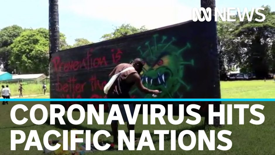Coronavirus takes hold in Pacific nations with Guam already declared a 'major disaster' | ABC News