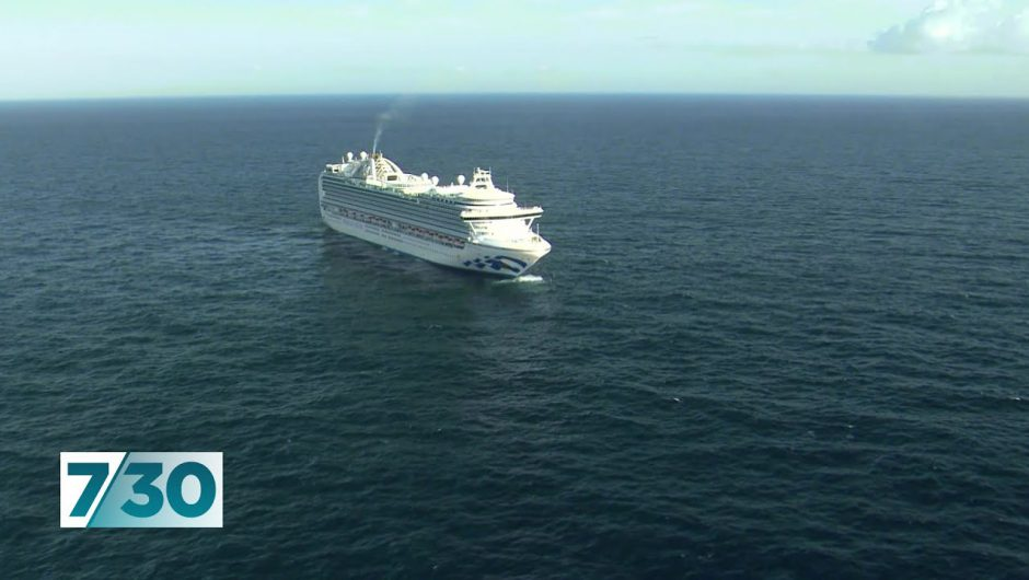 How far the coronavirus has spread from cruise ships | 7.30