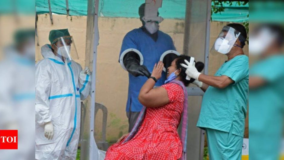 Coronavirus cases update: India tops 12 lakh cases in August, highest in world | India News