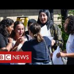 "Row over ""unfair"" school exam results brewing across UK – BBC News"