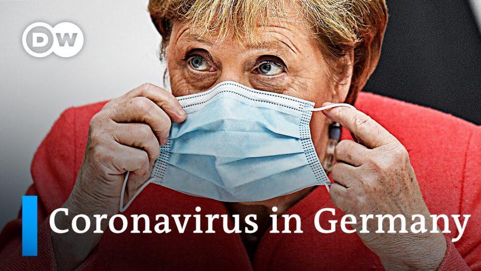 Coronavirus cases surge in Germany | Coronavirus Update
