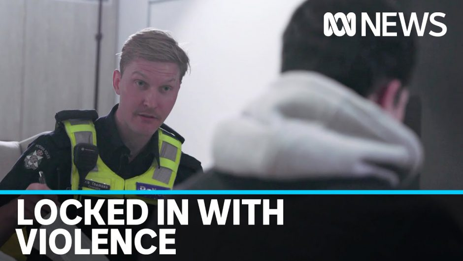 COVID-19 Isolating at home with family violence | ABC News