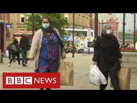 New lockdown for northern England as coronavirus cases surge – BBC News