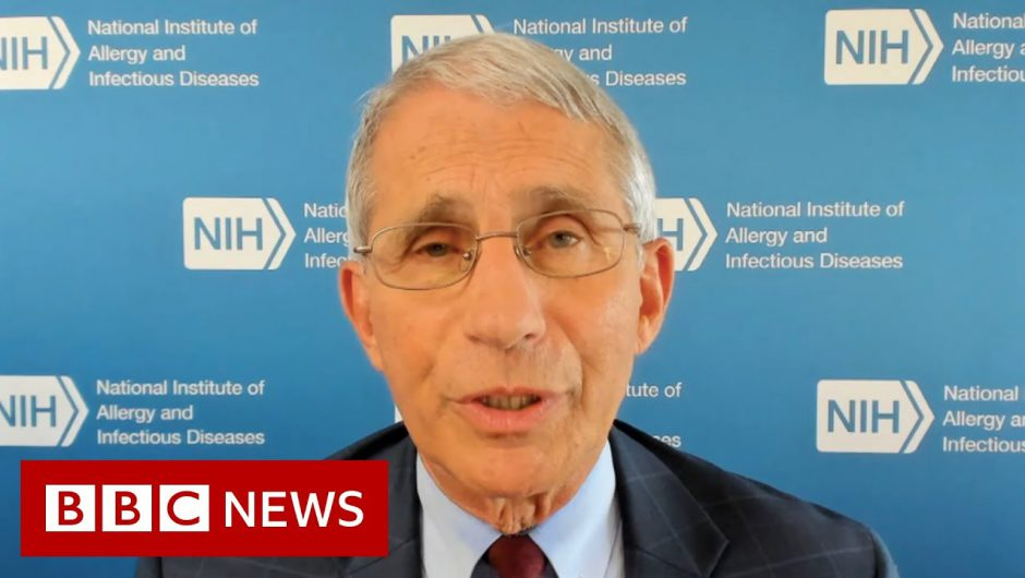 Trump-touted Covid-19 drug ineffective says Fauci – BBC News