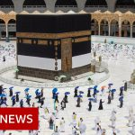 Coronavirus: Scaled back Hajj pilgrimage begins in Saudi Arabia – BBC News