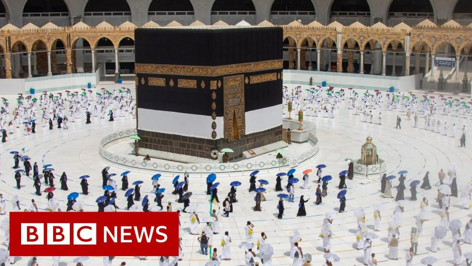 Coronavirus: Scaled back Hajj pilgrimage begins in Saudi Arabia – BBC News