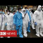 India facing coronavirus crisis with healthcare facilities under huge pressure – BBC News