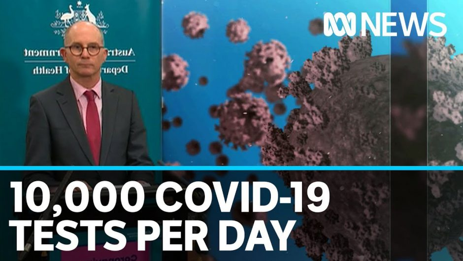 Coronavirus: Deputy CMO updates on Australia's COVID-19 cases, 26 March | ABC News