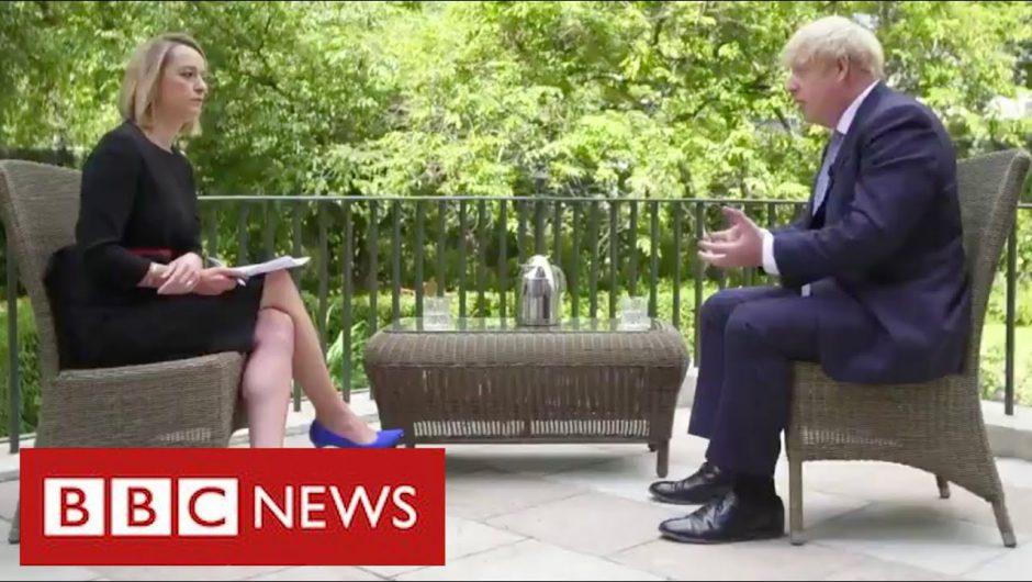 "Boris Johnson admits government ""didn't understand"" coronavirus for months – BBC News"