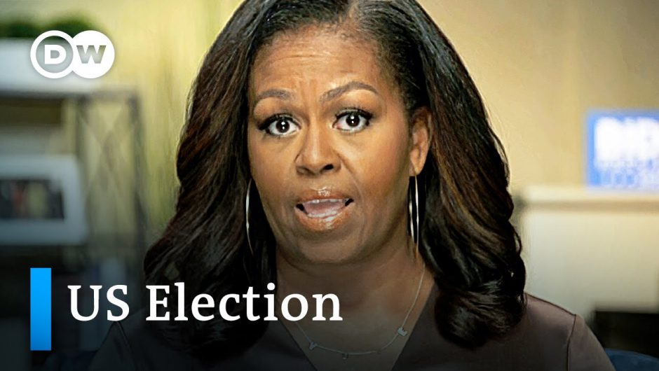US Democratic convention kicks off with Michelle Obama speech | DW News