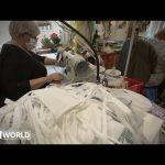 Fashion brands join coronavirus fight    ABC News