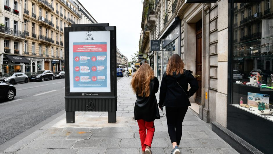 Paris to impose masks amid surge in coronavirus cases: Live | News