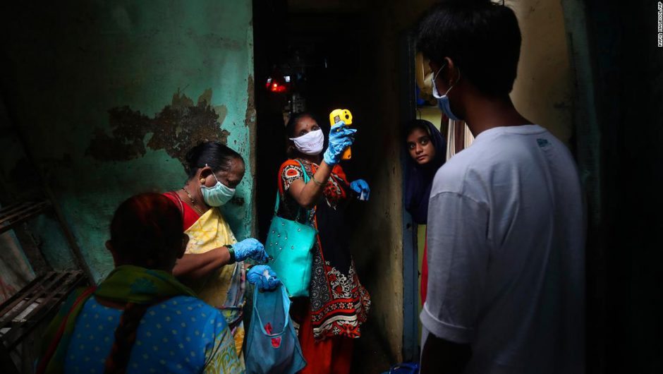 More than half of Mumbai's slum residents might have had Covid-19. Here's why herd immunity could still be a long way off