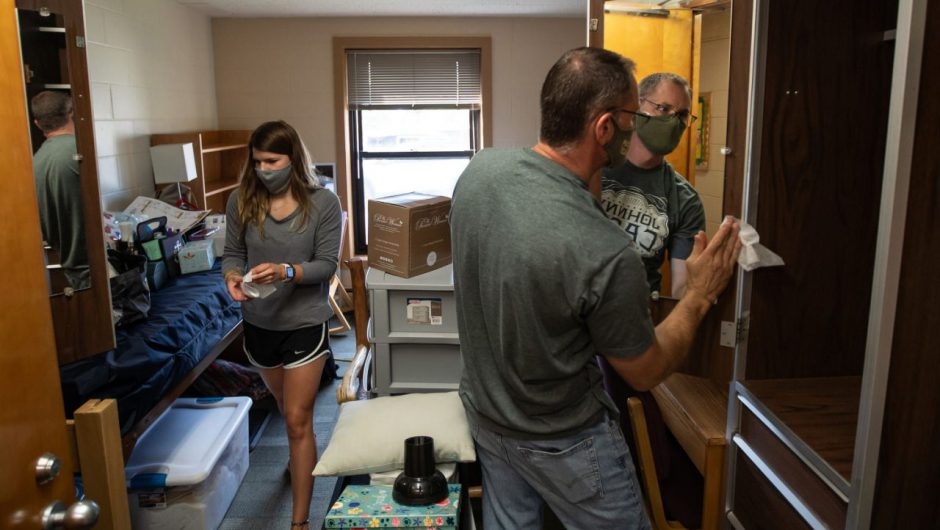 Michigan university among 1st in US to test campus living during COVID-19 pandemic