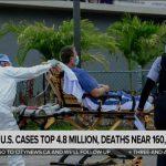 U.S. health officials warn of 'trouble ahead' in coronavirus battle – Video