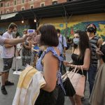 Italy orders mask wearing at night: Live coronavirus updates   News