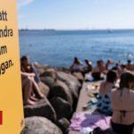 Coronavirus: Sweden's economy hit less hard by pandemic