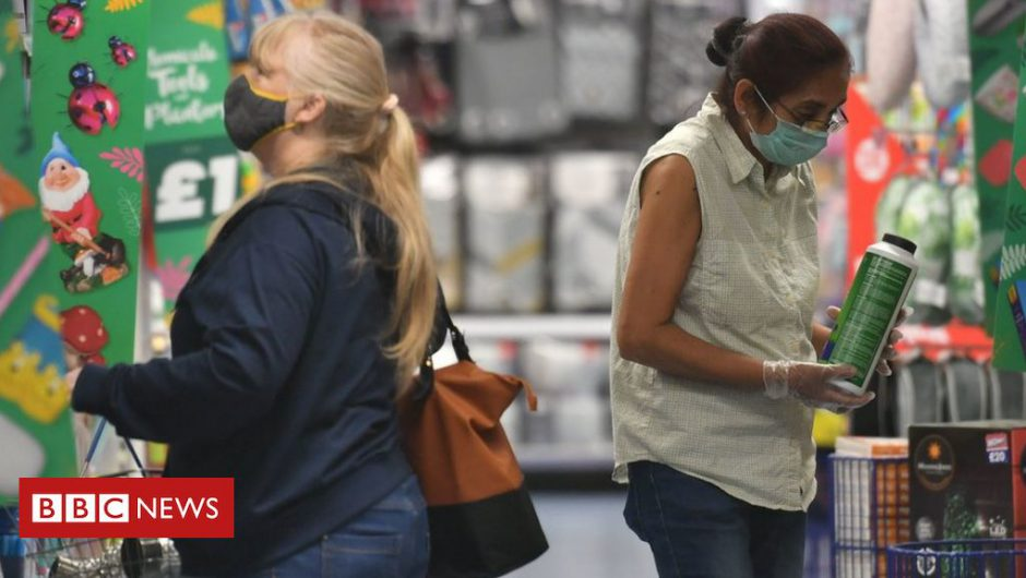 Coronavirus: Lockdown easing on hold as shielding ends