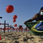 Coronavirus: Brazil passes 100,000 deaths as outbreak shows no sign of easing