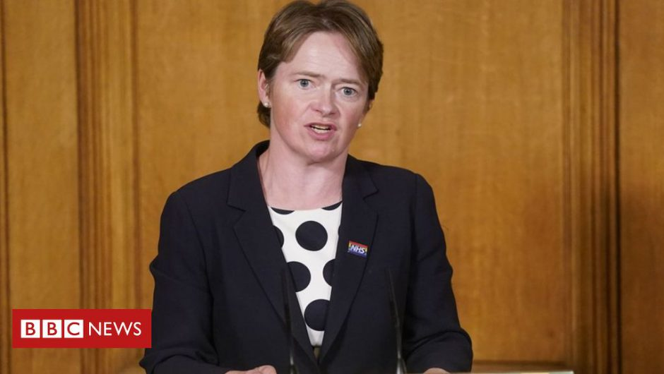 Coronavirus: Dido Harding to be temporary head of new health agency
