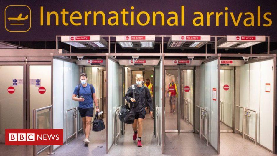 Gatwick Airport plans to cut 600 jobs due to coronavirus